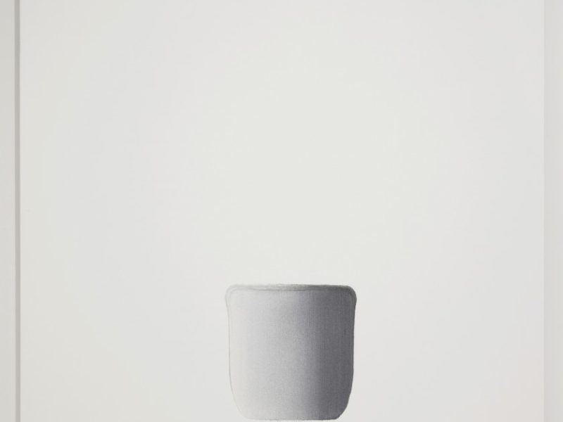 "Lee Ufan, 一笔而就 李禹焕, Versailles. ""Topos"" (Excavated), Installation (permanent), Castello di ama, Sienna, Italie, Les fragments et la fenêtre"