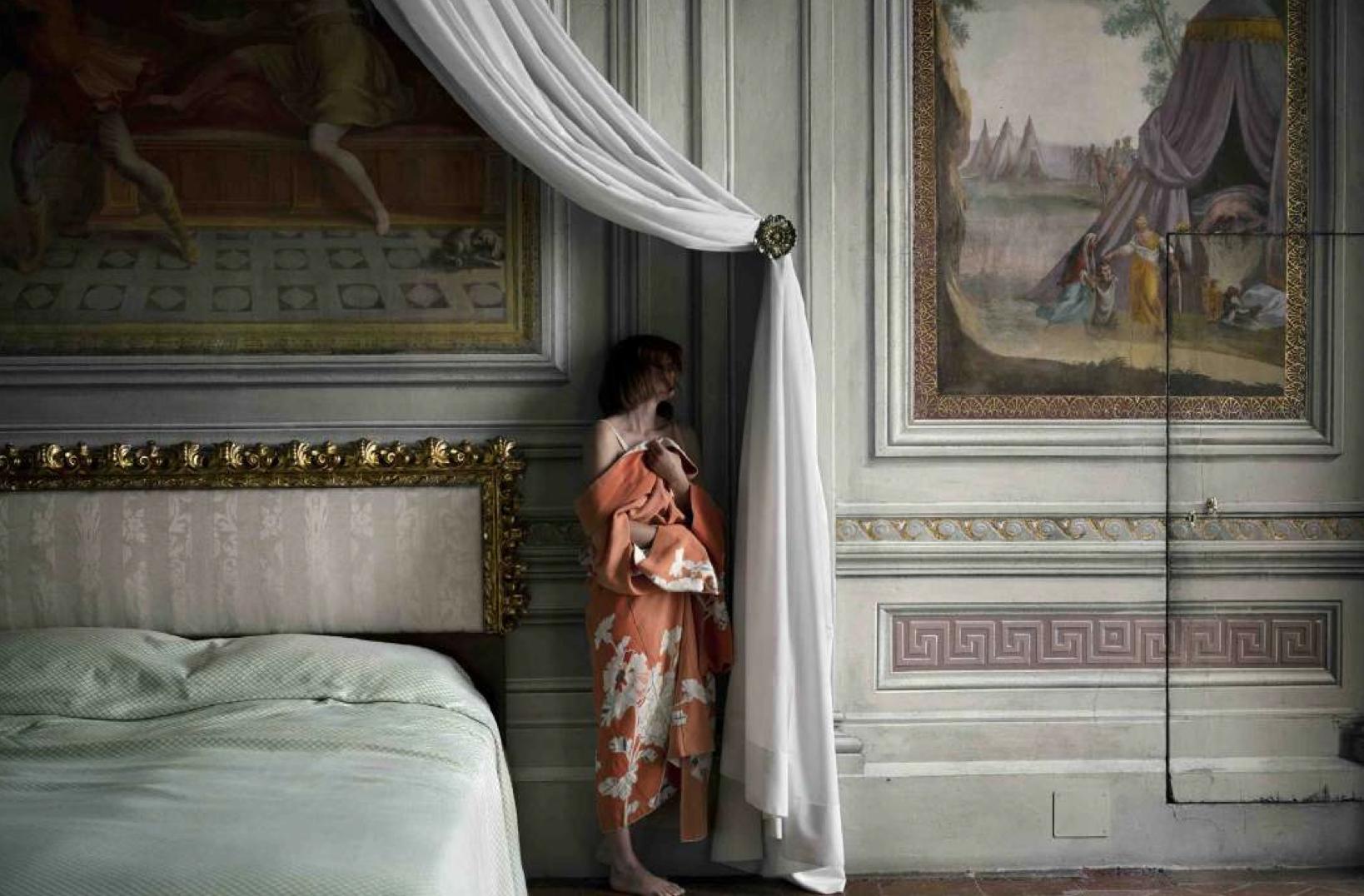 The Bedroom © Anja Niemi, The Little Black Gallery