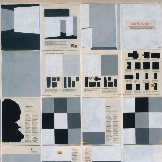 Galerie Anne Barrault. Jochen Gerner. Du 25.02 au 08.04.2017
