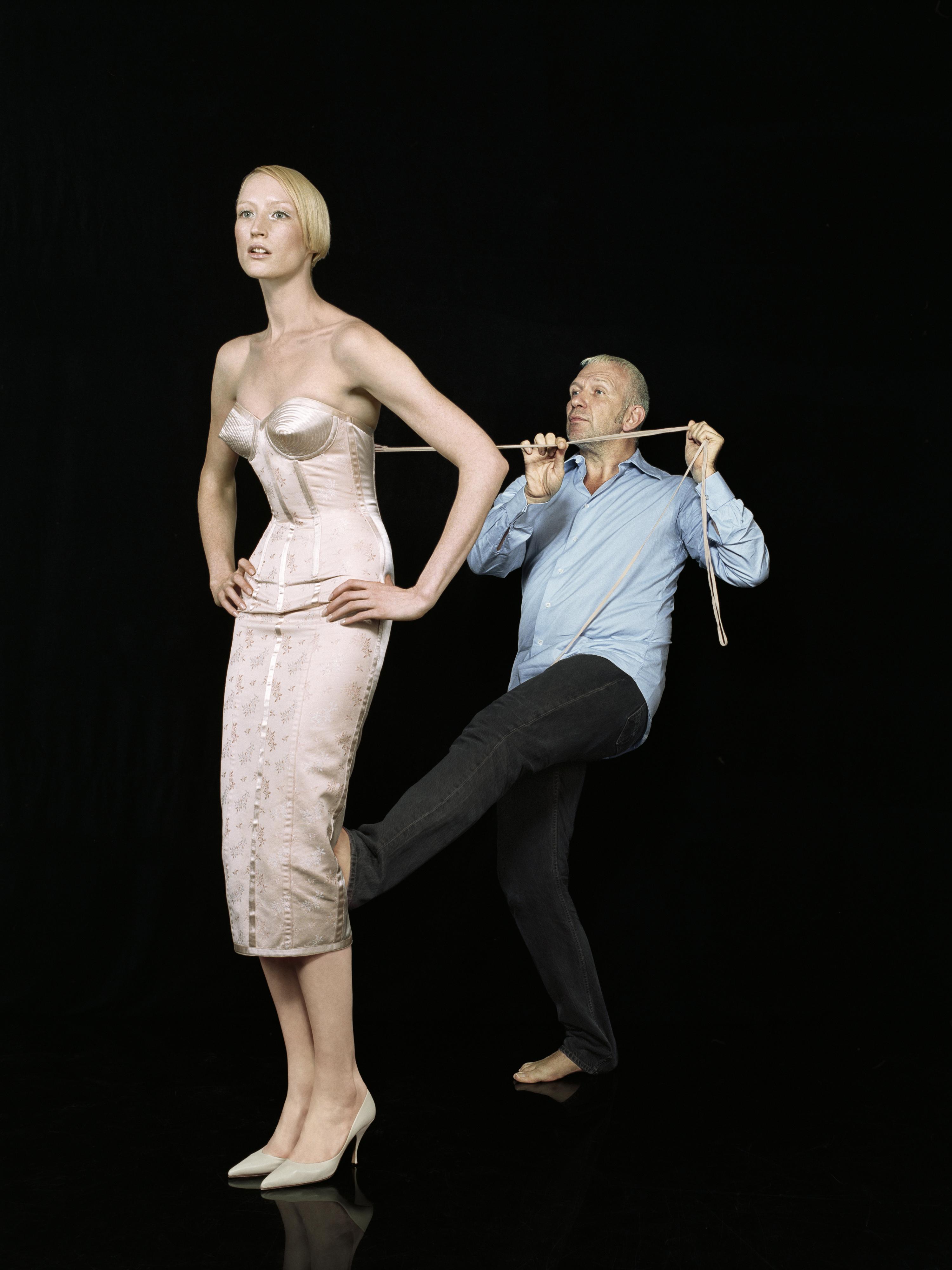 Jean-Paul Gaultier © Roberto Frankenberg. Courtesy agence Modds, Paris