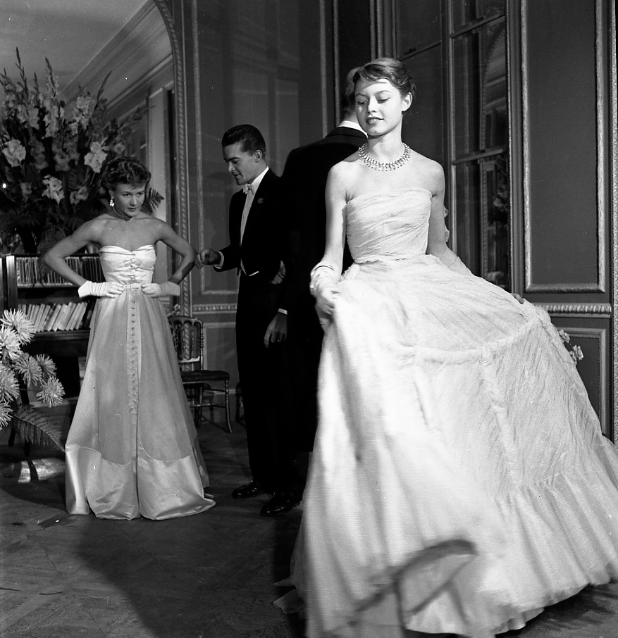 Robert Doisneau, Brigitte-Bardot-pour-Vogue-1950-BD