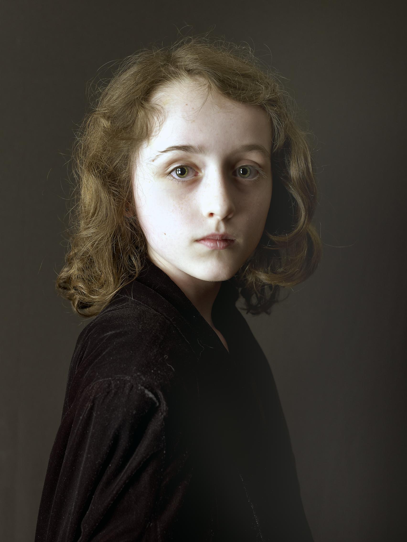 Sophie, 2012 © Pierre Gonnord. Courtesy Galerie Juana de Aizpuru, Madrid
