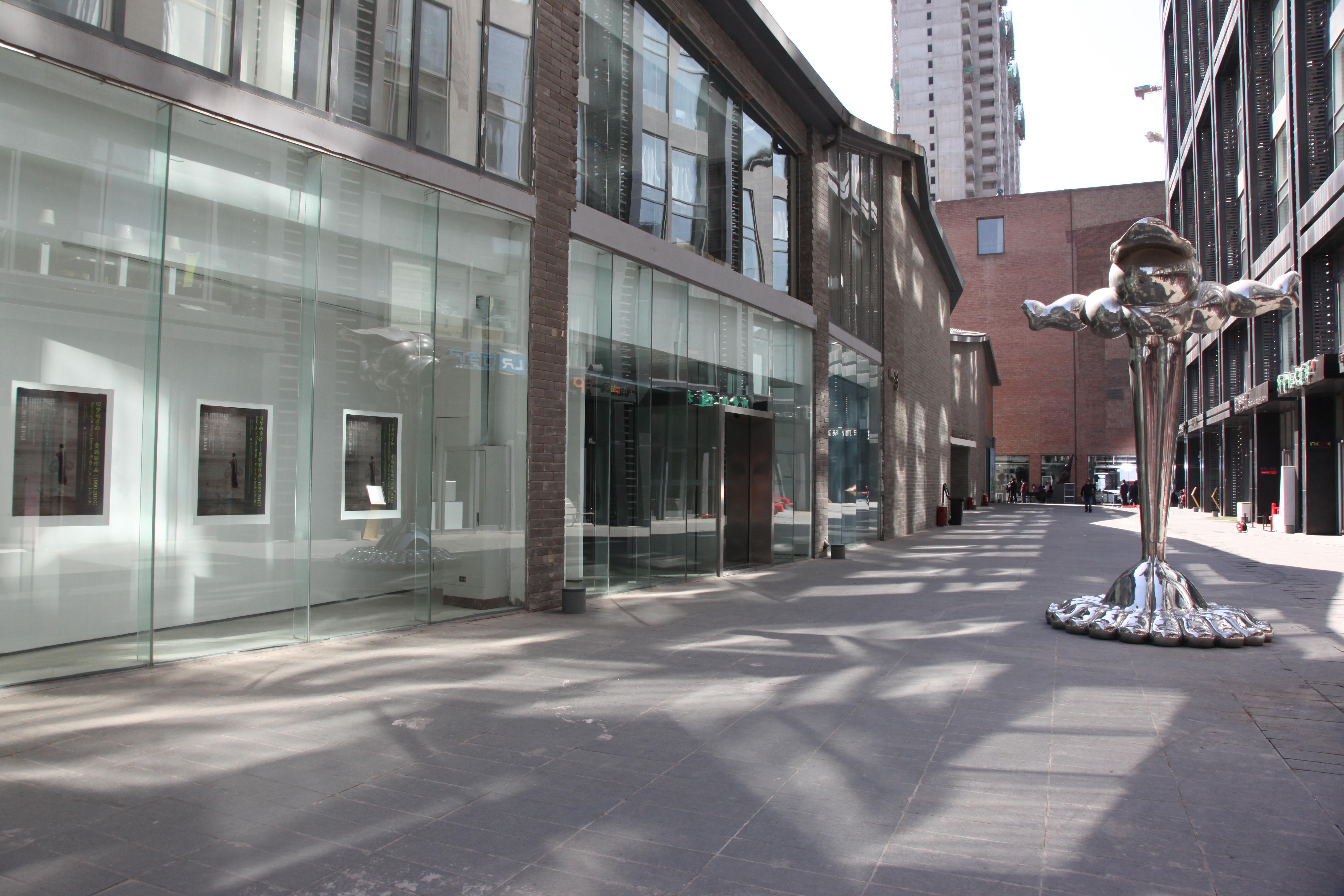 场景_个展·中国-2011 北京_今日美术馆_0019