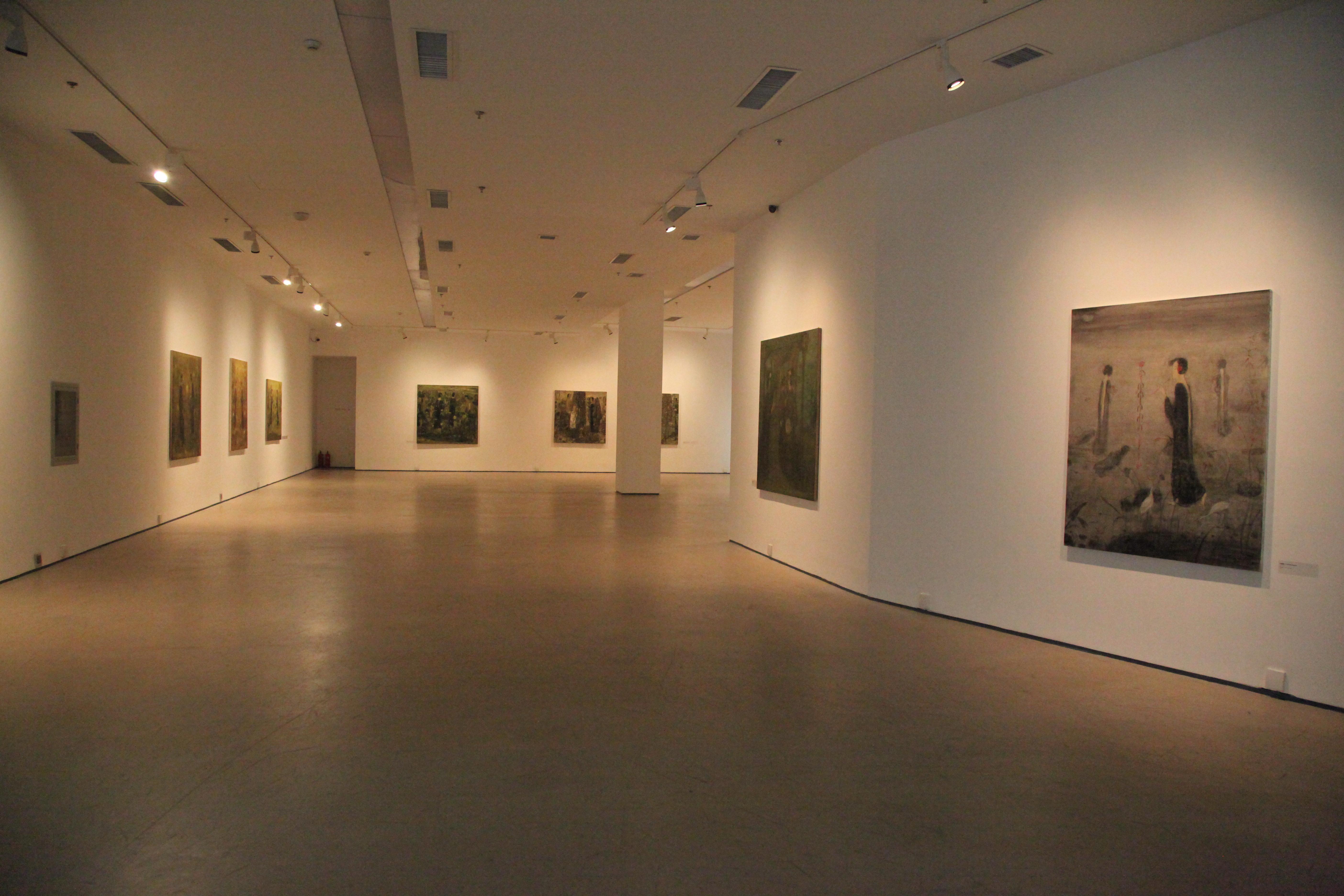 场景_个展·中国-2011 北京_今日美术馆_0030