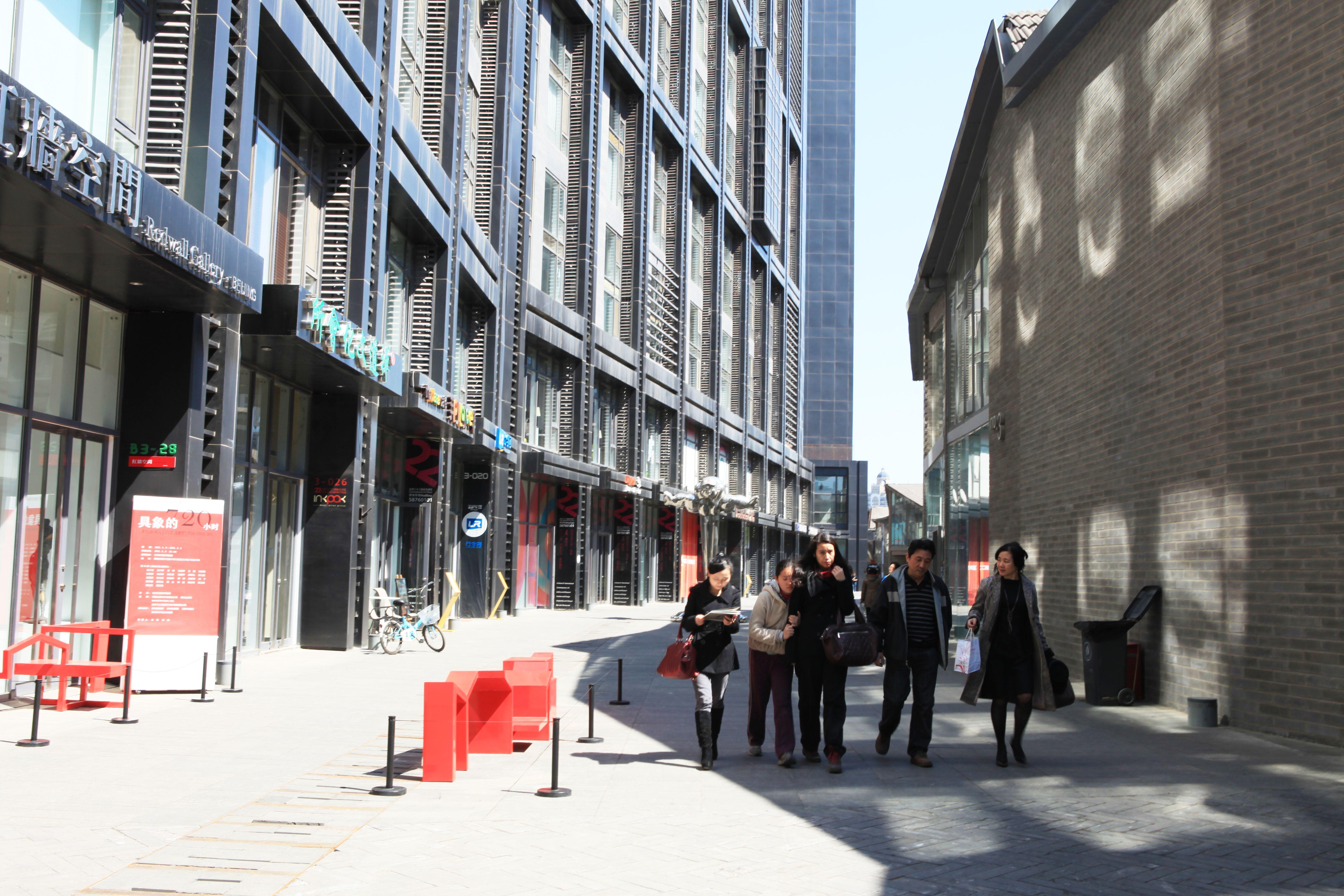 场景_个展·中国-2011 北京_今日美术馆_0055