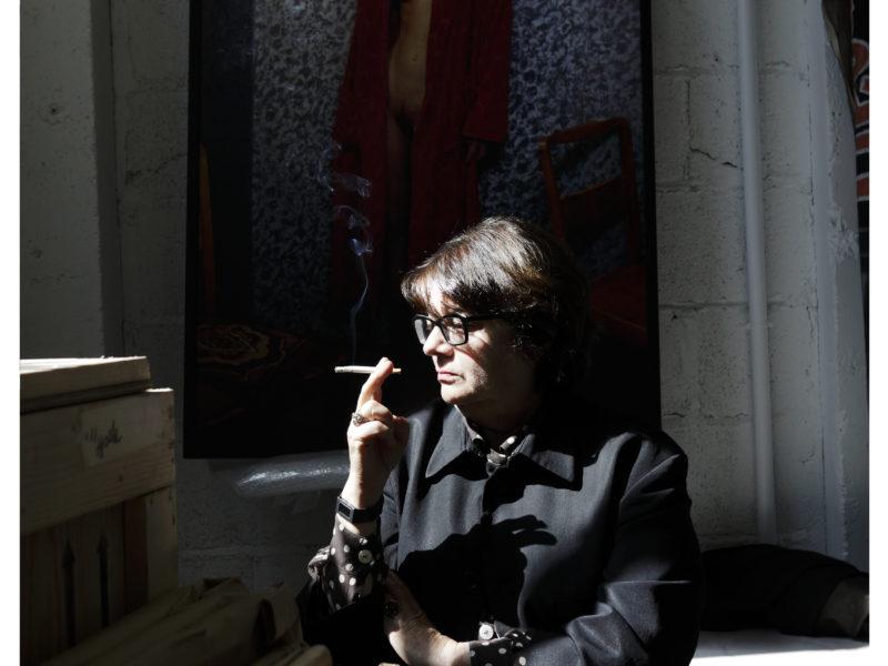 Françoise Huguier montre ses derniers paysages à la galerie Maeght jusqu'au 2 juin