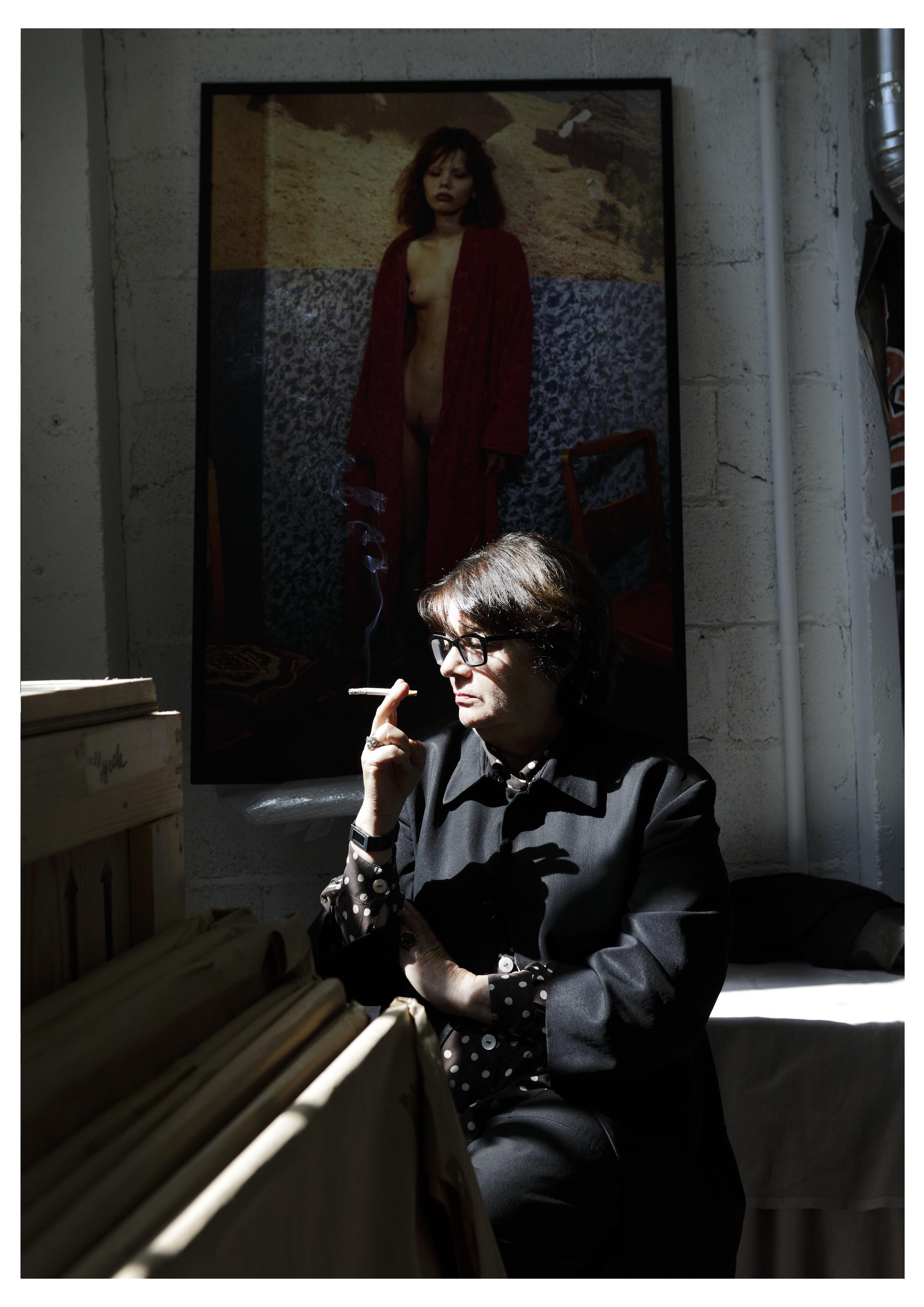 Portrait de Franoise Huguier – 02-09-2010
