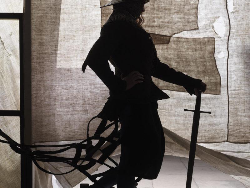 Charles Fréger lauréat Art [ ] Collector 2017 L'Epopée de Jeanne d'Arc Exposition, Paris, Studio Le Patio Du 26.09 au 07.10.2017