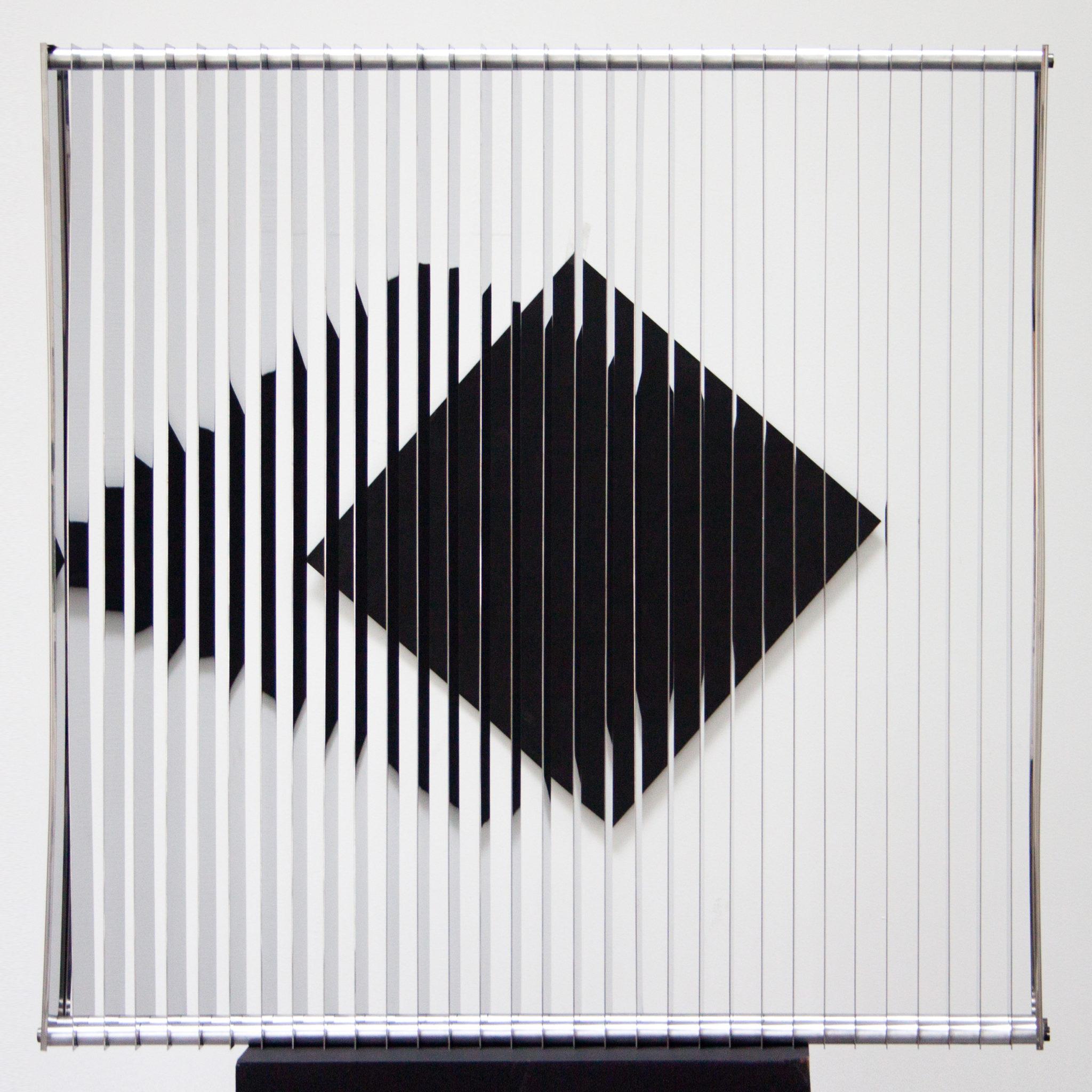 JULIO LE PARC, courtesy Galerie Perrotin, Paris