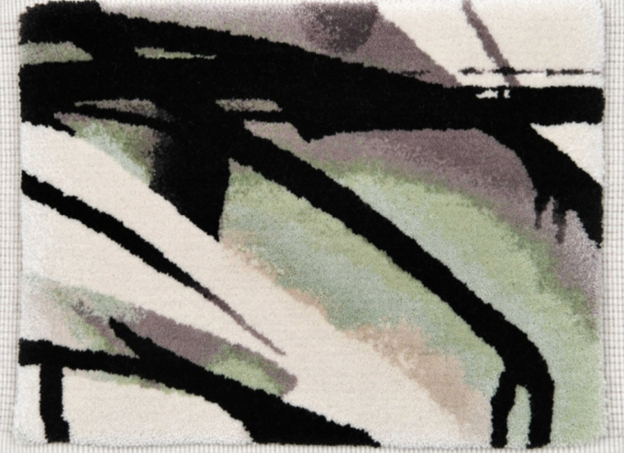 tapisserie de Baselitz