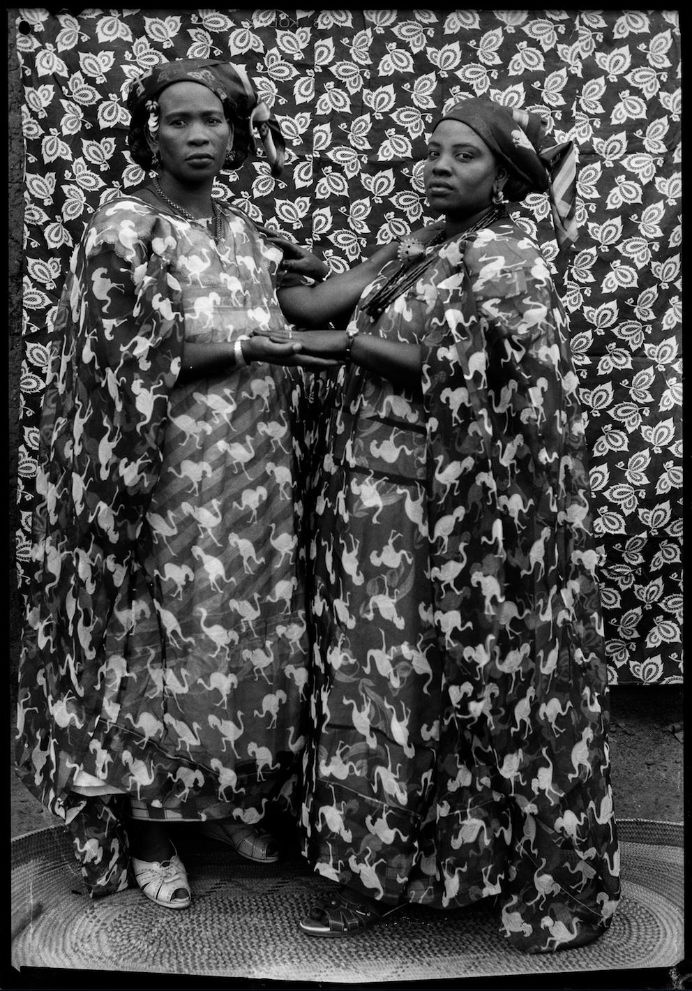 Seydou Keita, courtesy Galerie Nathalie Obadia