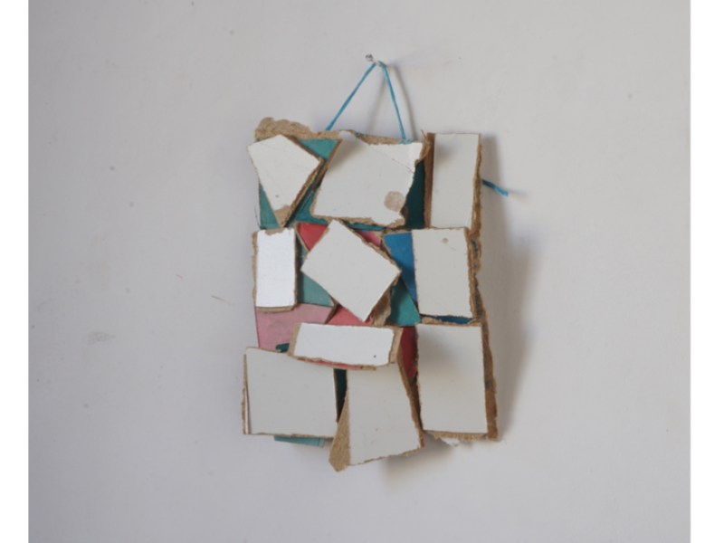Bordarier, Laube et Viallat, chercheurs de peinture unis autour de Nîmes. Marseille, galerie Bea-Ba. Jusqu'au 31 décembre.