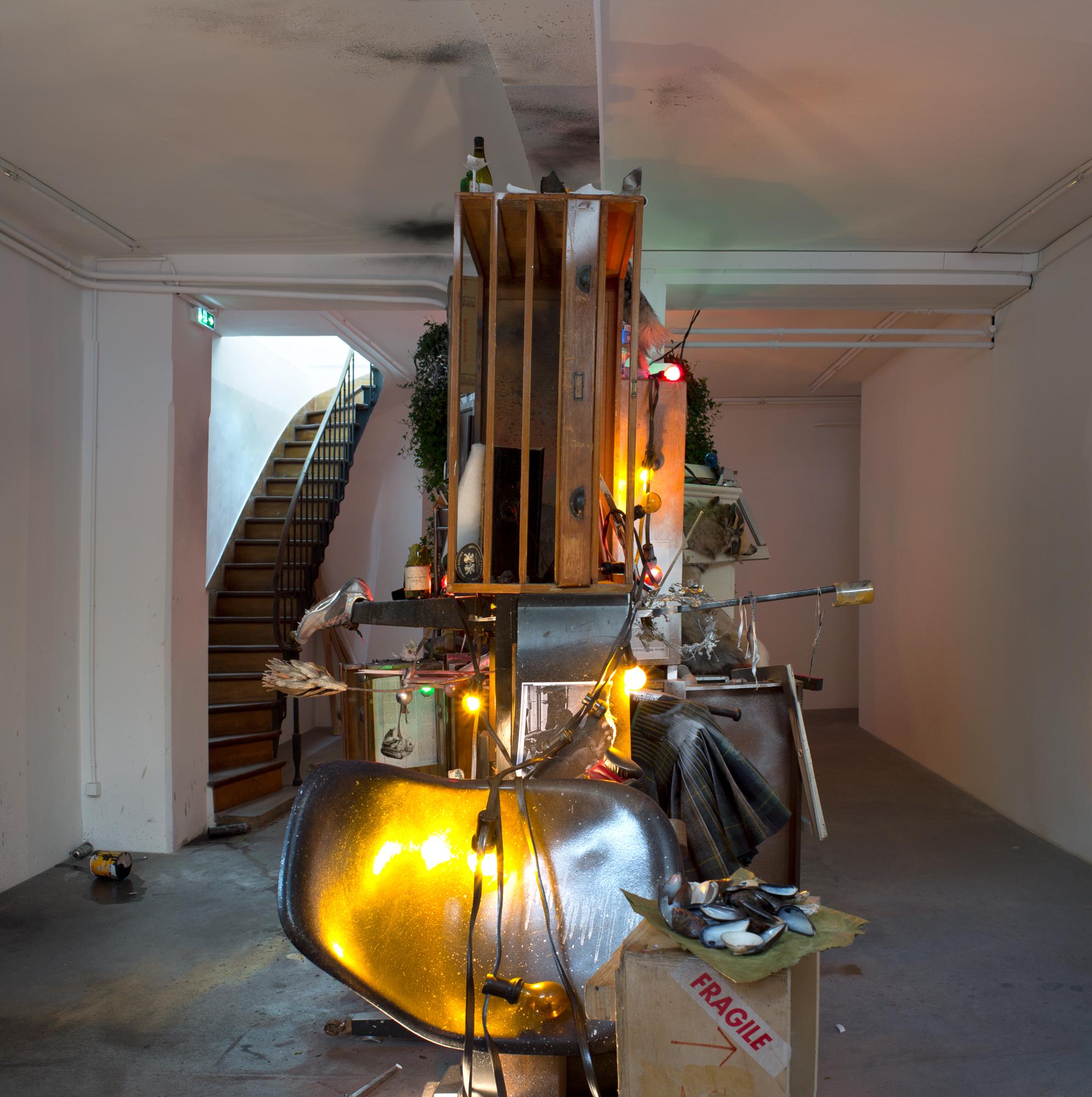 Douglas Gordon, Galerie Untilthen, Paris