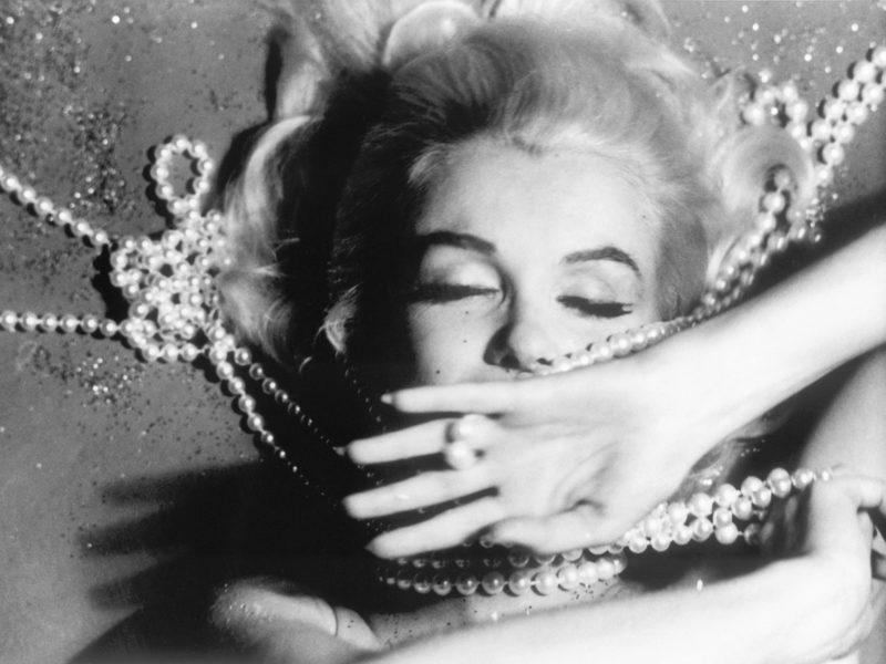 Marilyn brille à Paris à la Galerie de l'Instant. Du 07.12 au 31.01.2018