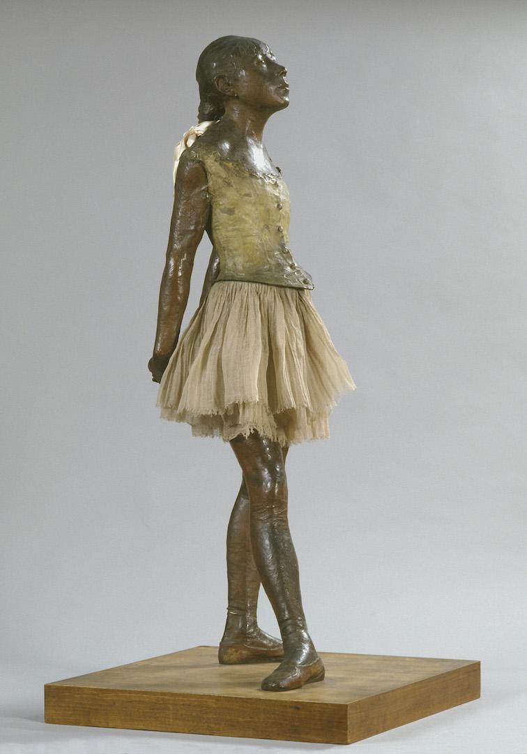 05. Degas_Petite danseuse de quatorze ans – copie 2