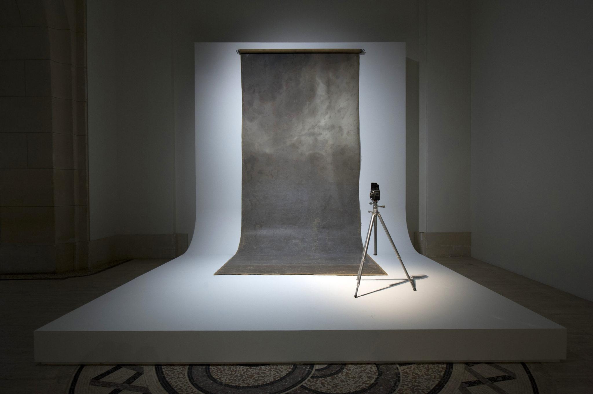 Vue de l'exposition Irving Penn, Grand Palais 2017