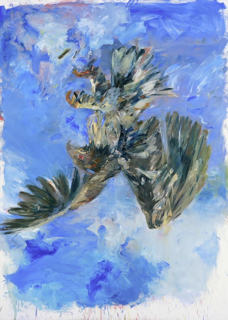 La Fondation Beyeler invite l'immense artiste Georg Baselitz. Du 21 janvier au 28 avril.