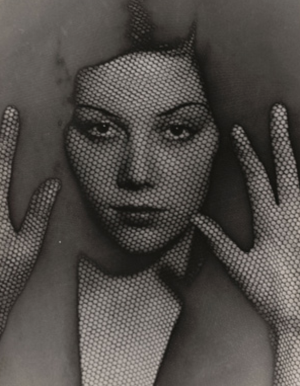 Man Ray  The Veil, 1930 Silver gelatin print  The Museum of Modern Art, New York  Gift of James Thrall Soby  © 2017. Digital image, The Museum of Modern Art, New York / Scala, Florence  © MAN RAY TRUST/ Bildrecht, Vienna, 2017