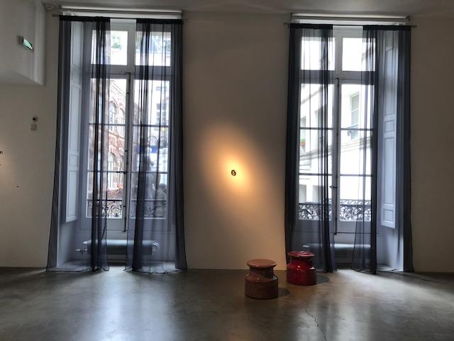 Johan Creten, galerie Perrotin, Sunrise Sunset, artvisions.