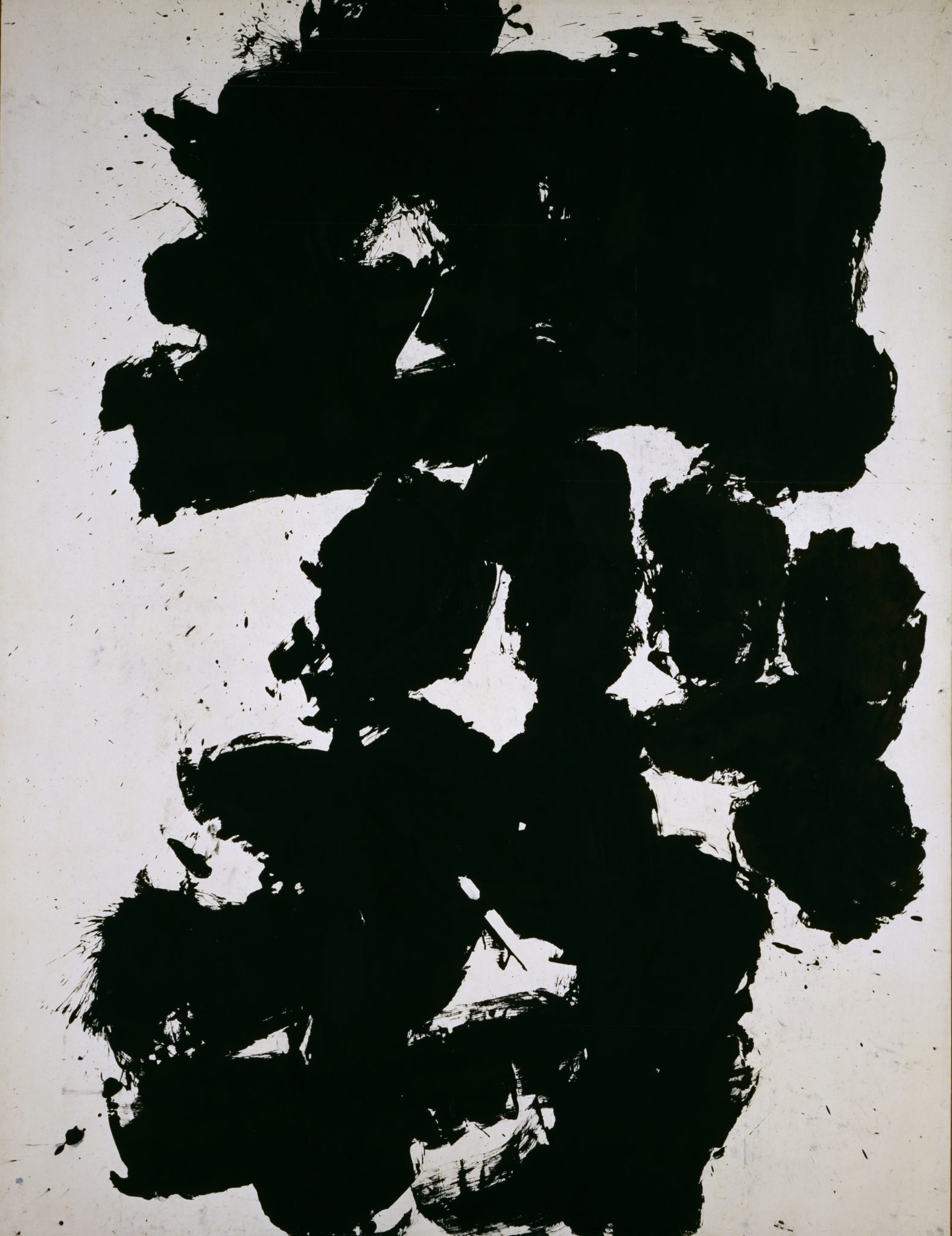 Yu-ichi Inoue, Muga A (Non-moi A), 1956, The National Museum of Modern Art, Kyoto, © UNAC TOKYO photo : Tokio Ito