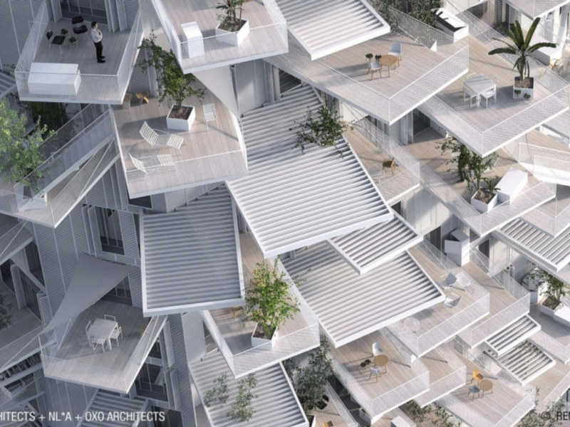 """Sou Fujimoto: Futures of the Future"", Londres, Japan House, 22 juin-05 août."