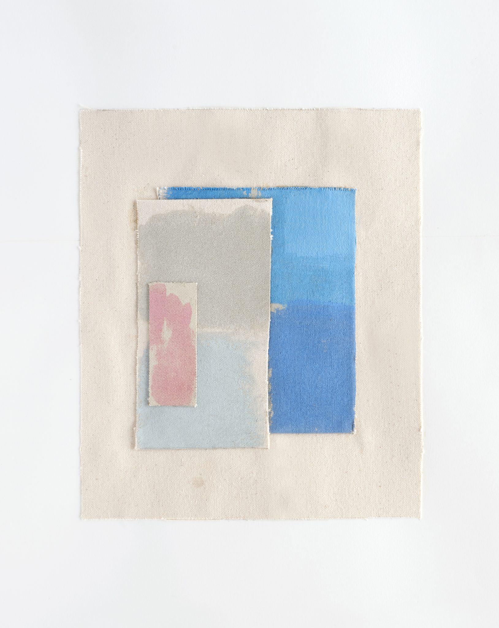 Peter Joseph Study November 2017, Acrylique sur toiles, 43,5 x 33 cm _7215