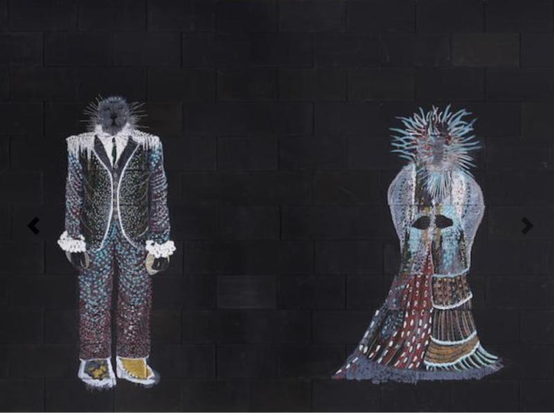 La galerie Templon représente désormais l'artiste sénégalais Omar Ba.