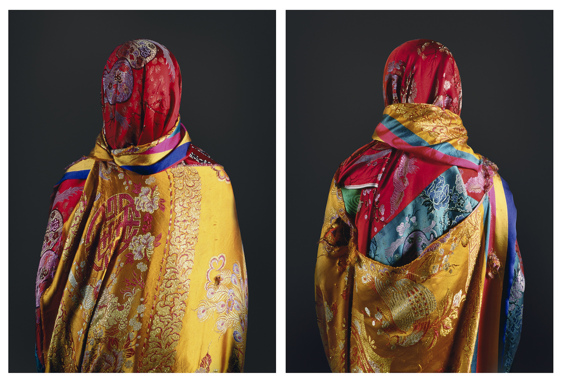 Raffaella Cortese – Sooja Kim. Kimsooja, Deductive Object (VI) & (VII), 1996-2013 -1996 – Courtesy of the artist and Galleria Raffaella Cortese, Milan Photocredit Martin Argyroglo – Digital Flex Print Sandwich Mounted – 102×75 cm