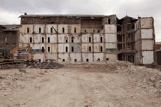 Mathieu Pernod photographie la prison de la Santé, Le CENTQUATRE. Du 13 octobre 2018 au 06 janvier 2019