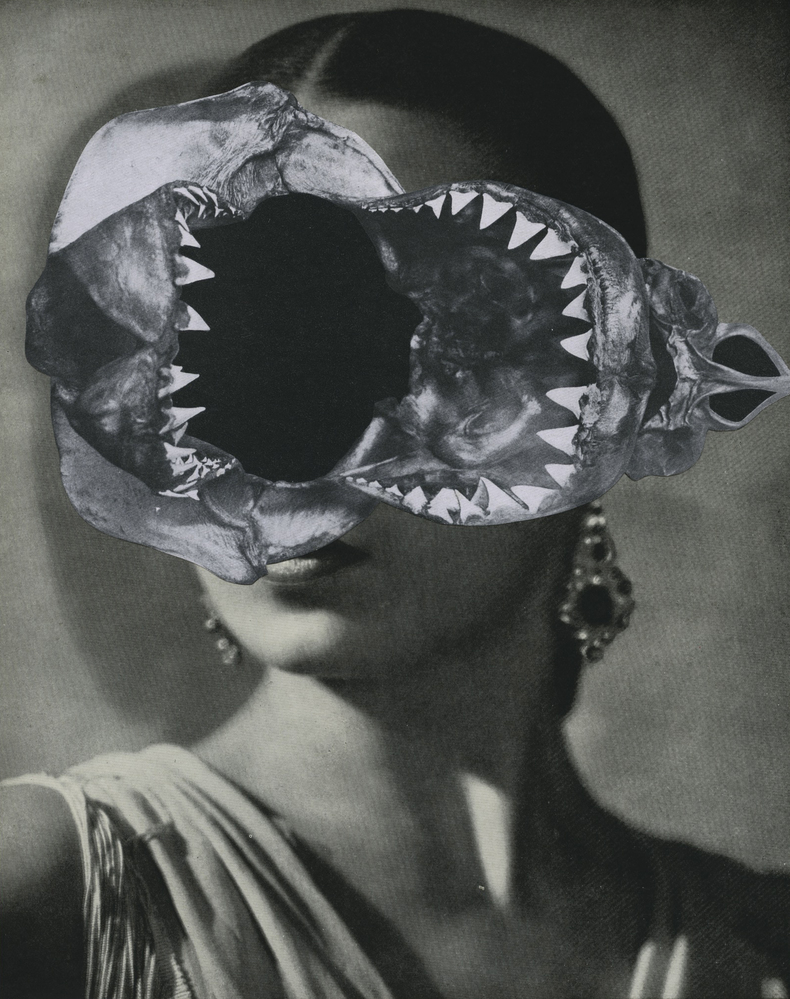 Andréhn-Schiptjenko – Linder  Post Mortem – Tamara -2016 – Courtesy Andréhn-Schiptjenko, Stockholm – Photomontage – 44,1 x 36,6 cm