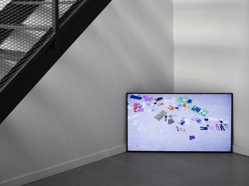 Carlos Alfonso, Galerie Paris-Beijing. Jusqu'au 23.10. 2018