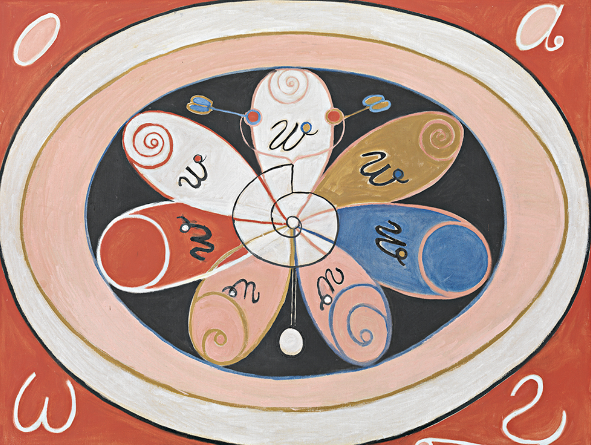 Courtesy The Hilma af Klint Foundation, Stockholm
