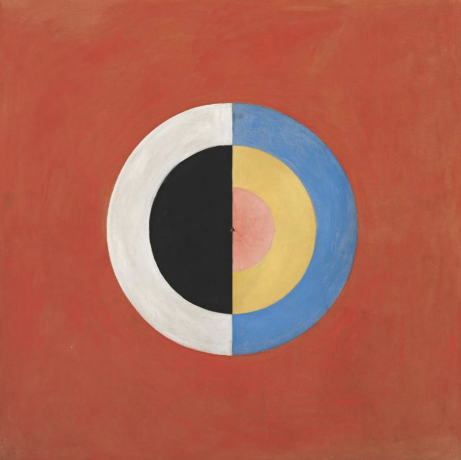 Courtesy The Hilma af Klint Foundation, Stockholm, HaK 31