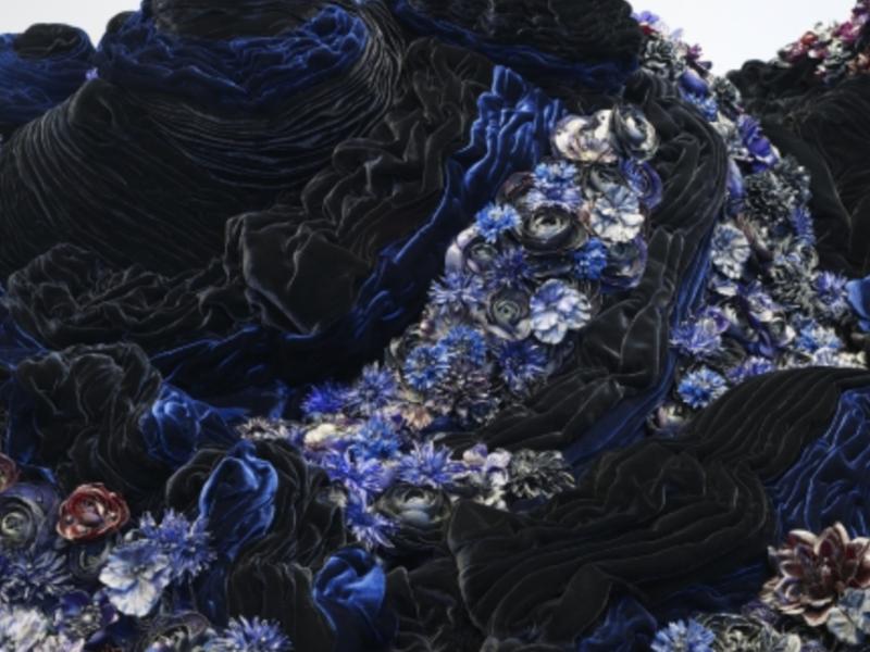 """Petah Coyne,  """"Having Gone I Will Return"""", Lelong Gallery, New York. Du 13 Septembre au 27 octobre 2018"""