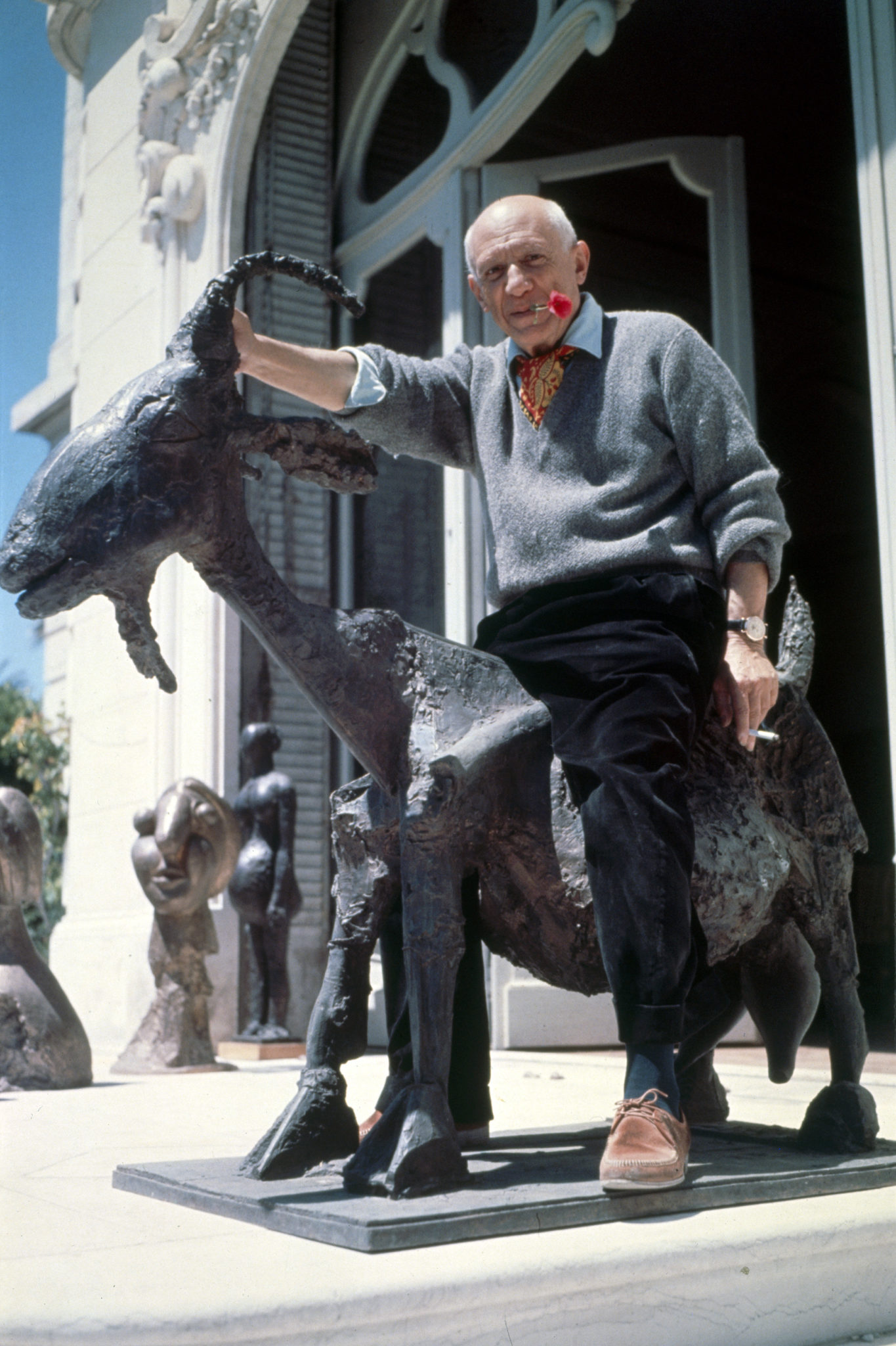 Pablo Picasso – La chèvre