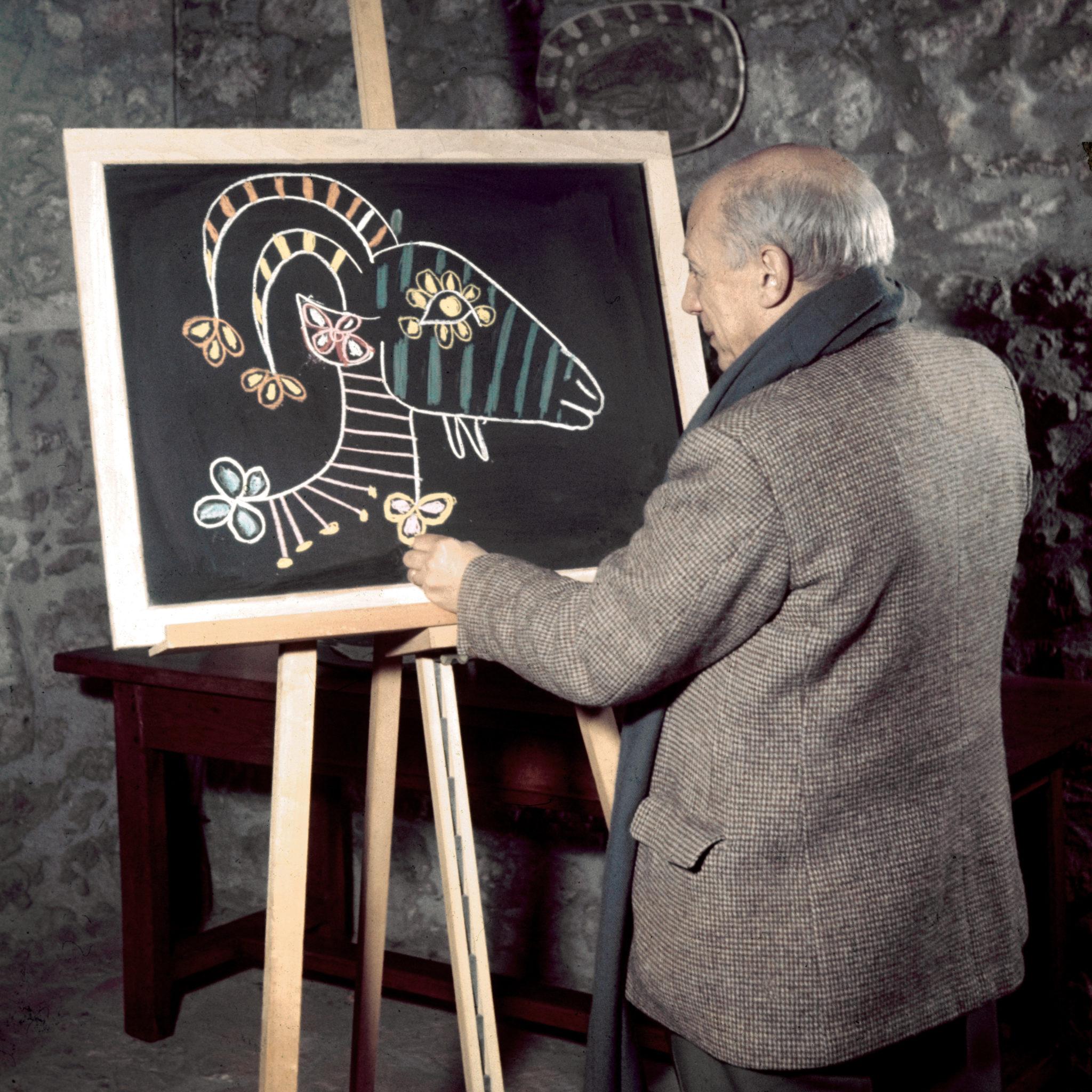 Pablo Picasso – Tableaux 01
