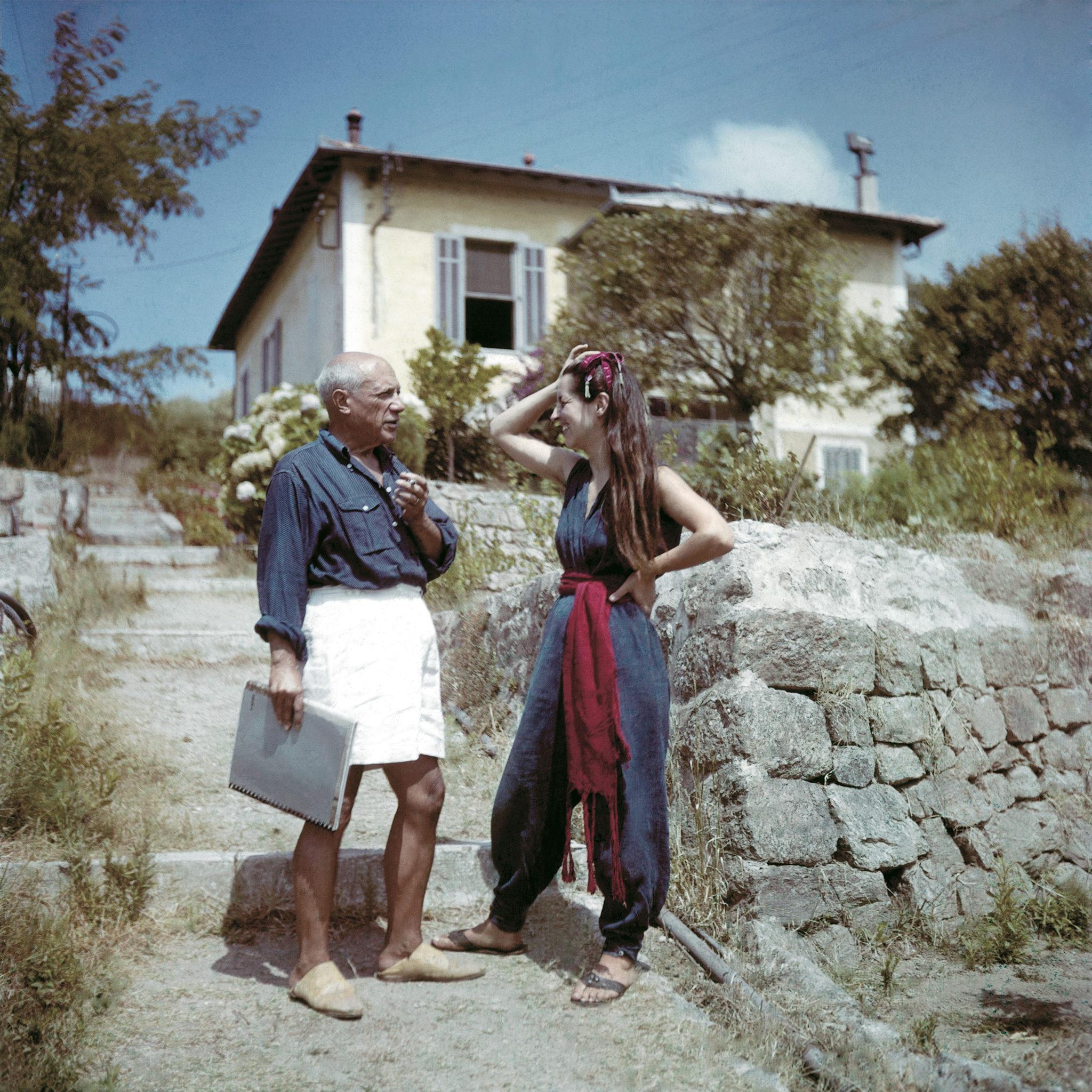 Pablo Picasso – Vallauris 1953 – xx