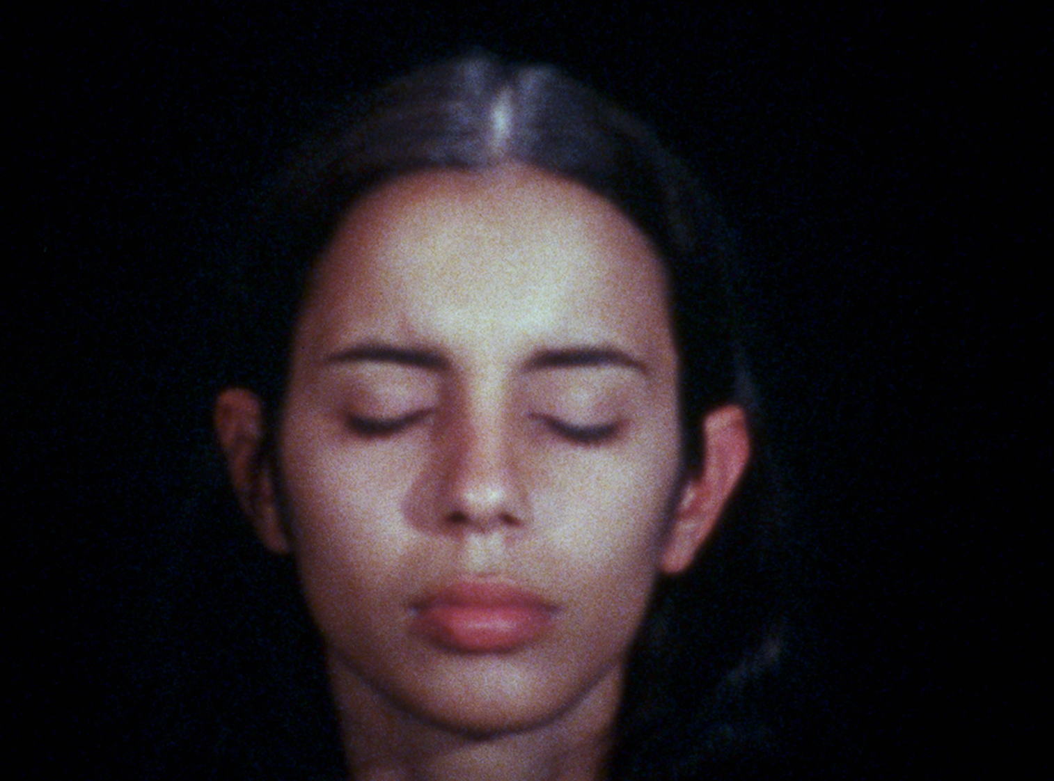 Sweating Blood 1973 Ana Mendieta Film super-8. © The Estate of Ana Mendieta Collection, LLC. Courtesy Galerie Lelong & Co.
