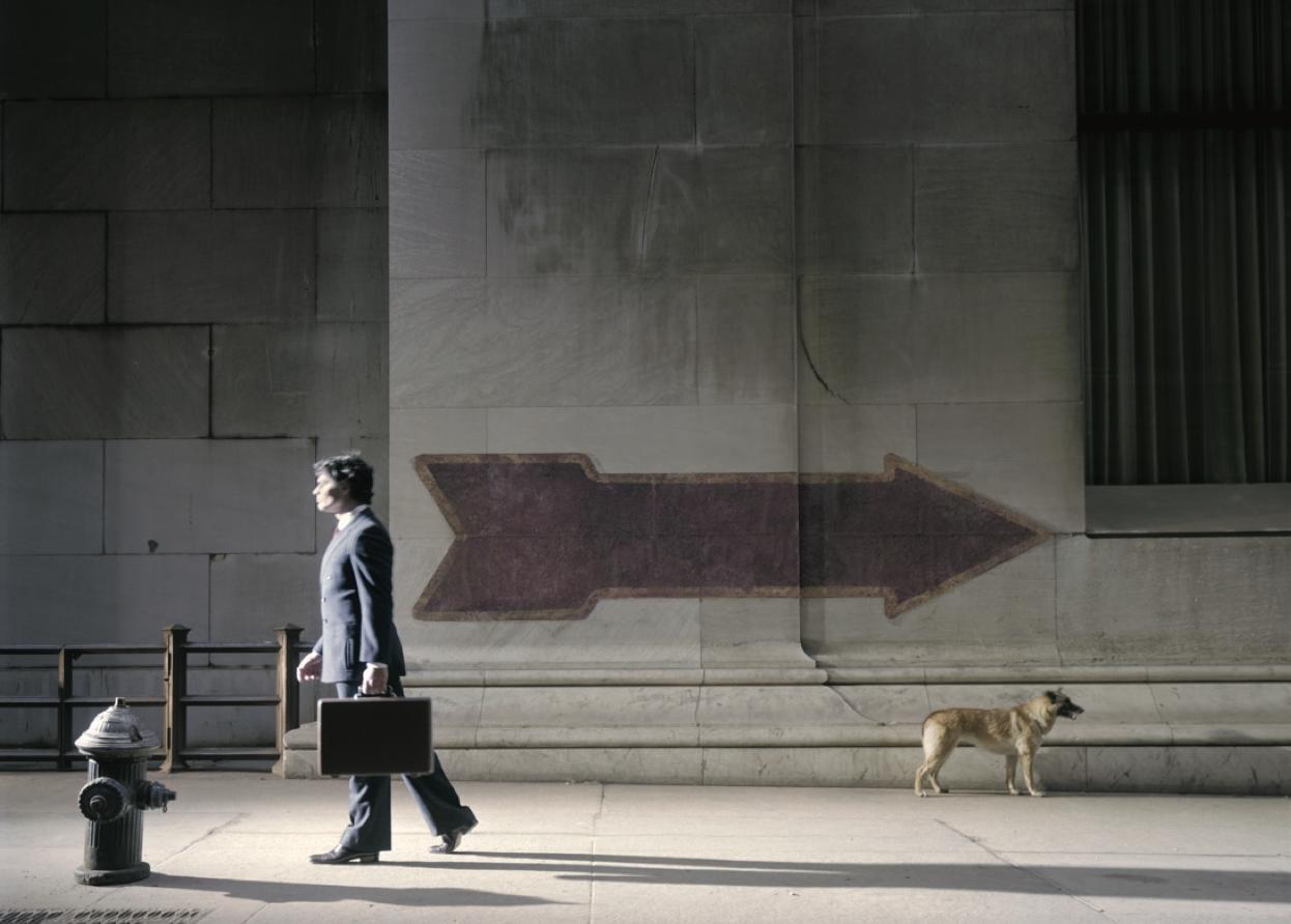 «New York City, 1980», © Joel Meyerowitz Courtesy Polka galerie