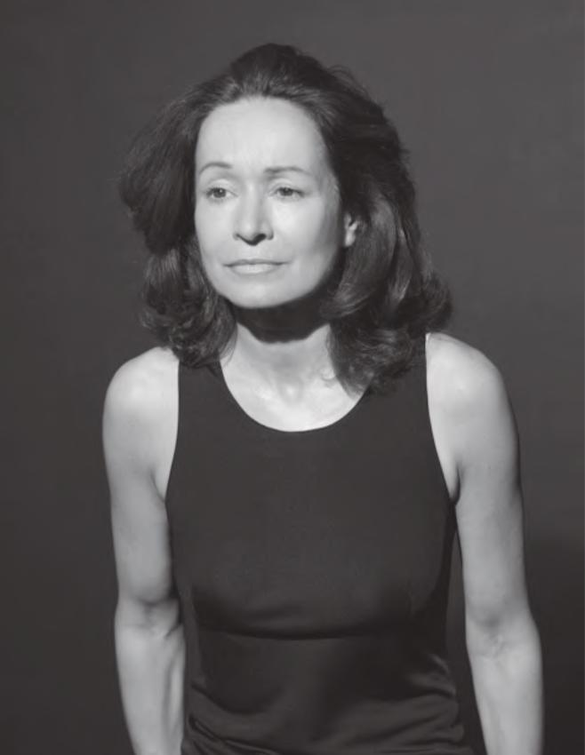 Fabienne Martin © Peter Lindbergh