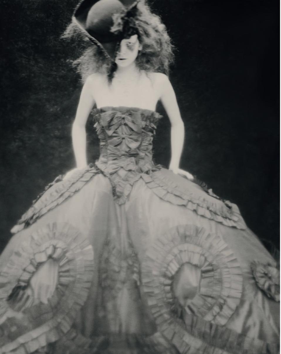 Zora Star, pour Dior. ©Paolo Roversi