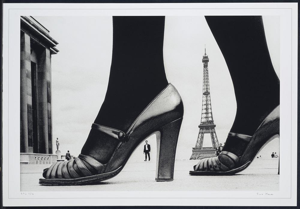 FRANK HORVAT, Shoe + Eiffel Tower (D), Paris, 1974, €6,000-8,000.jpg