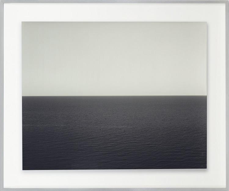 Sea of Japan copyright Hiroshi Sugimoto €200.000-300.000