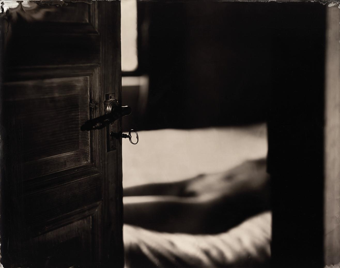 Eric Antoine, courtesy galerie Berthet-Aittouarès, Paris