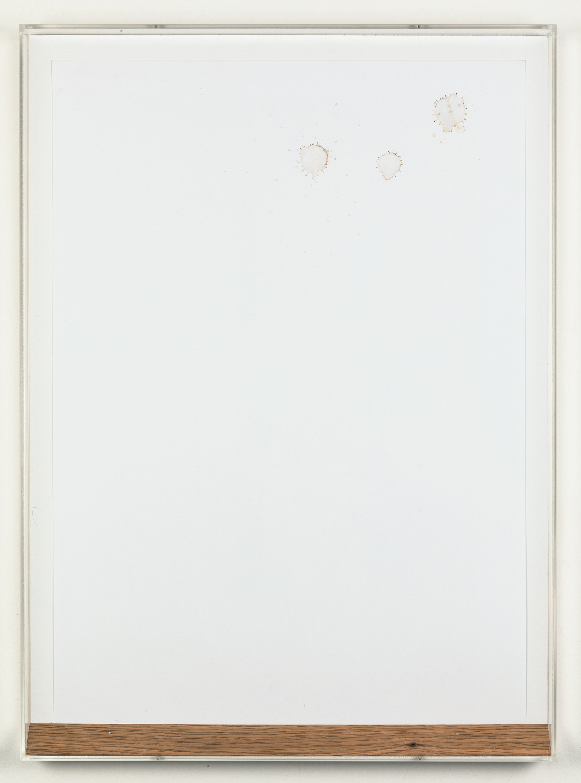 Michail Michailov, dust to dust #55, 2018_coloured pencil on paper, 46 x 64 cm