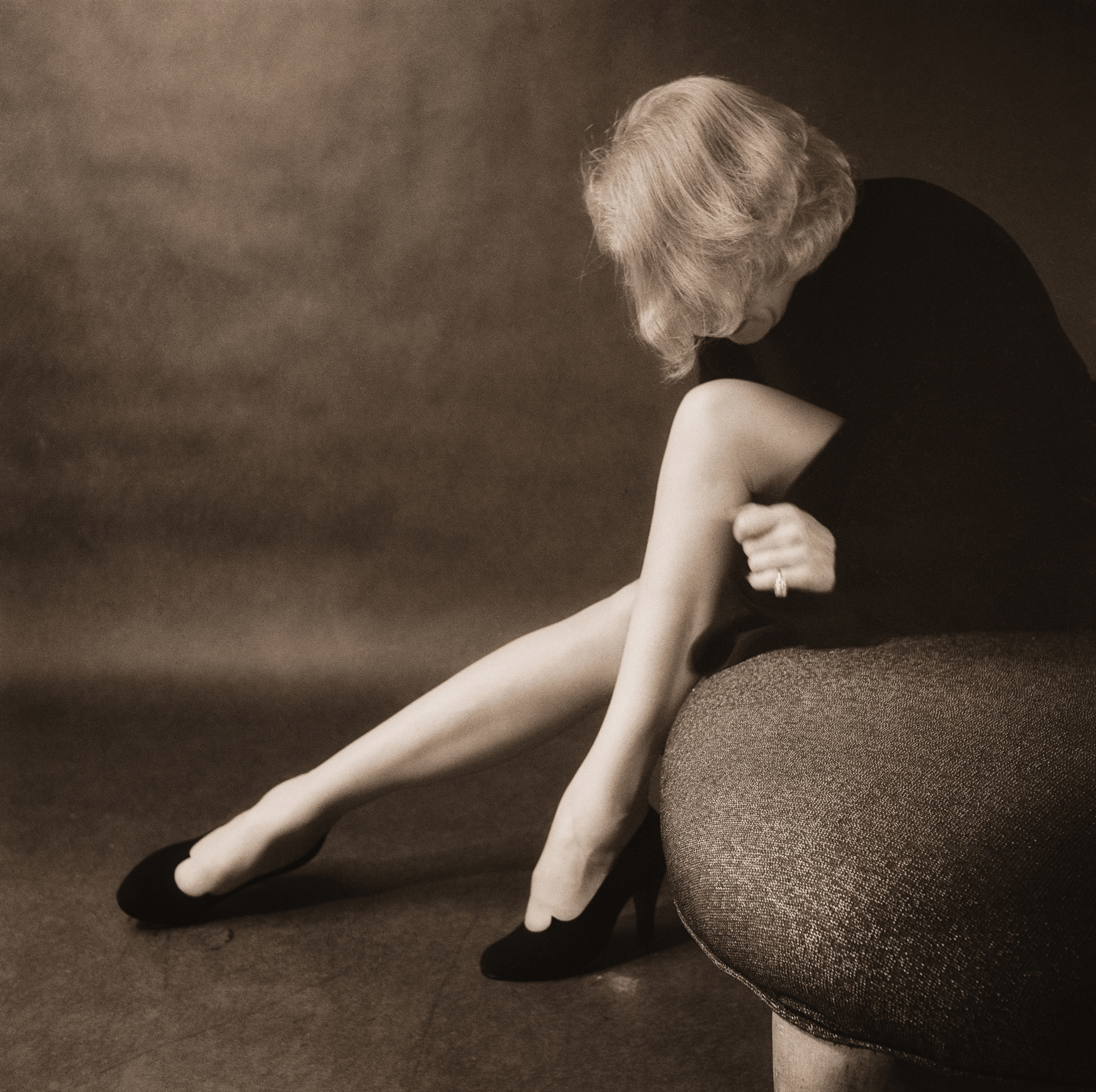 Marlene Dietrich New York, 1952  © Milton H. Greene, courtesy Galerie de l'Instant, Paris