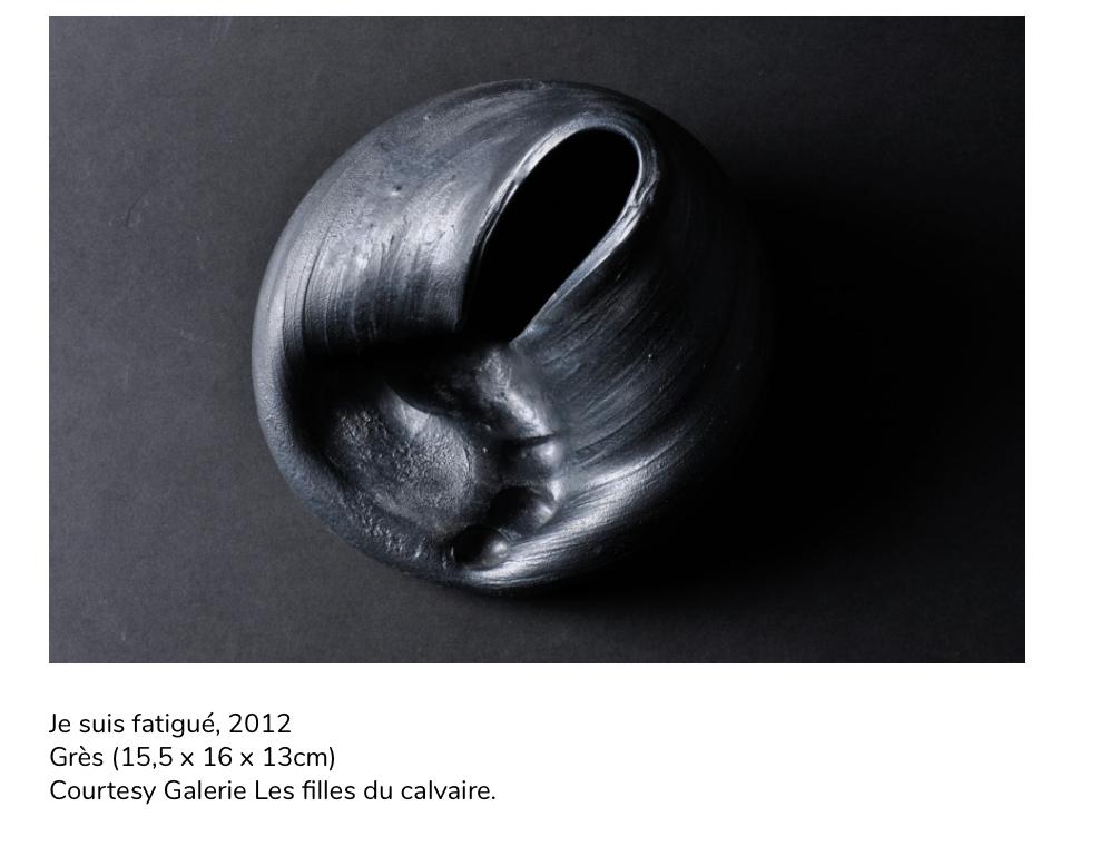 Zhuo Qi, galeries Les Filles du Calvaire, Paris