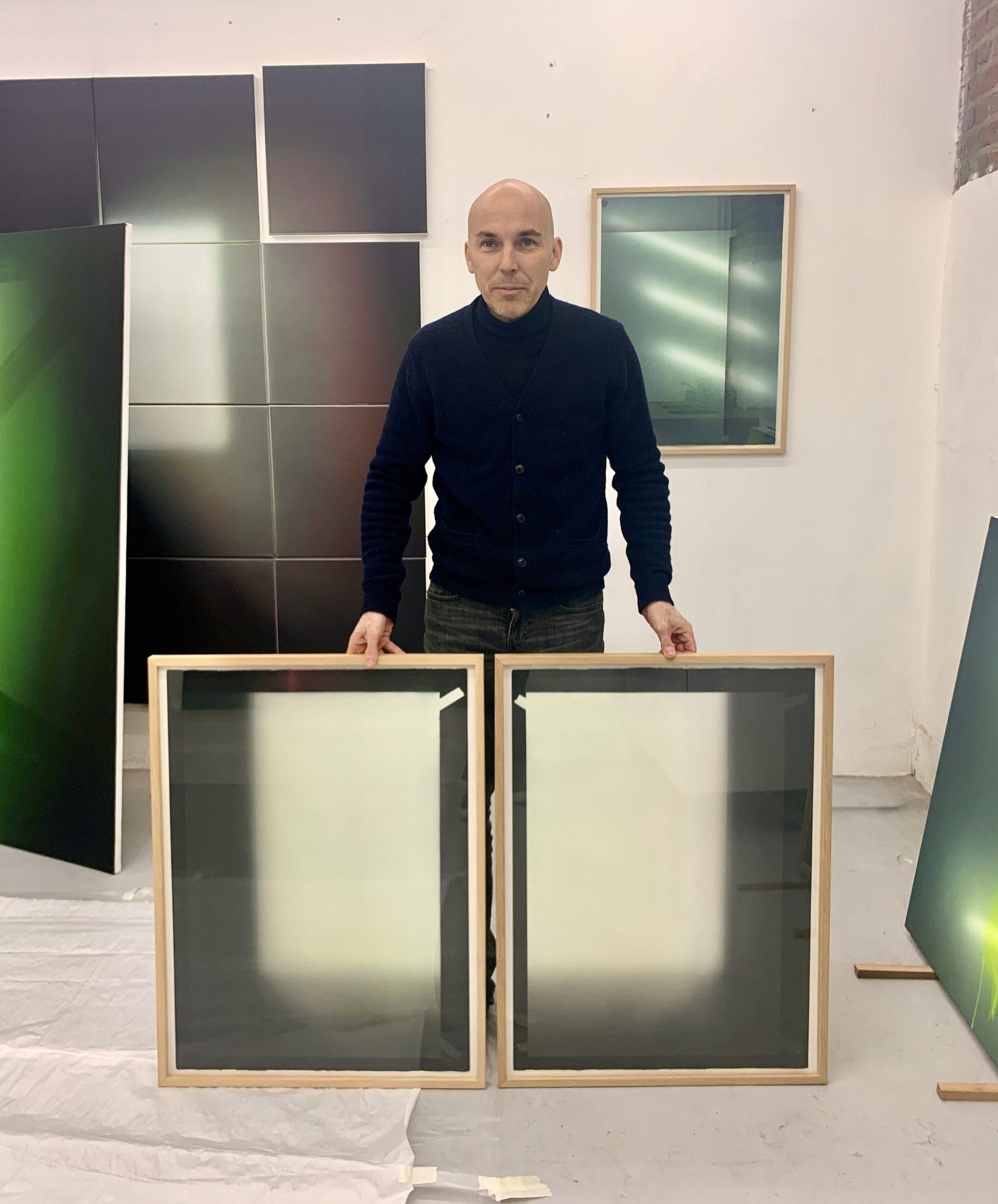 Nicolas Delprat, portait, courtesy artvisions2020