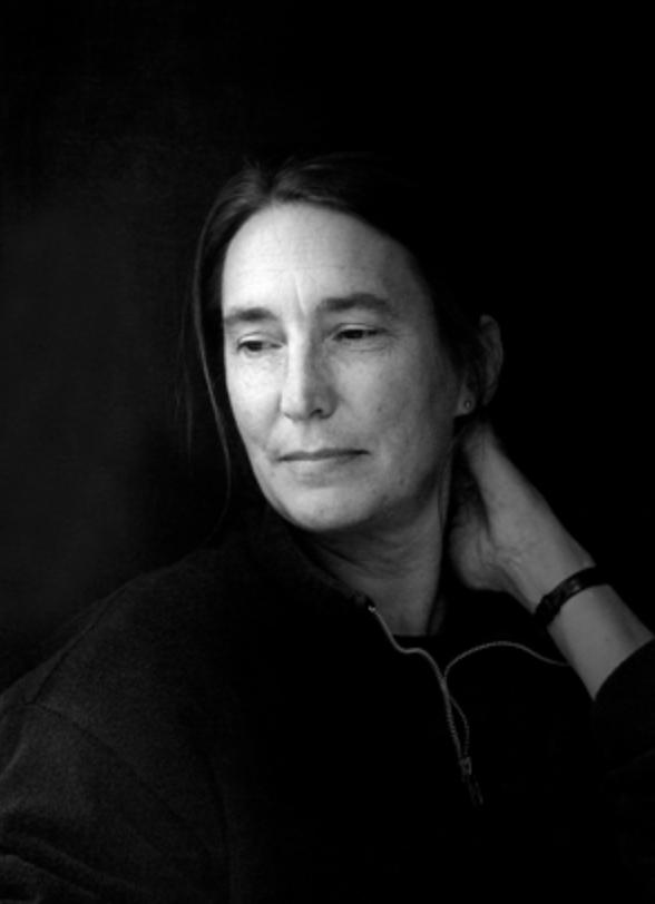 Jenny Holzer Portrait of Jenny Holzer Photo: Nanda LanFranco