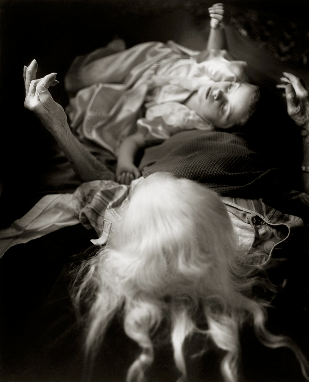 The Two Virginias #4 1991 Sally Mann Gelatin silver print. Private collection. © Sally Mann